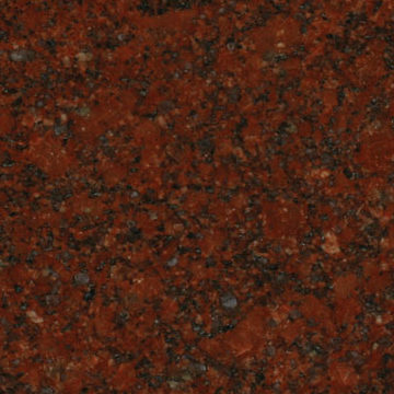 Ruby Red Granit